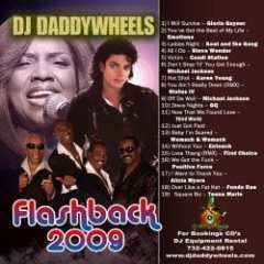 FLASHBACK 2009: SONG LIST